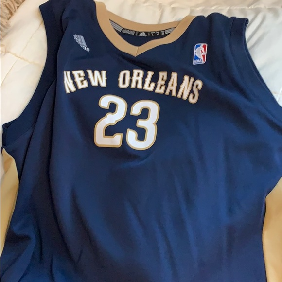 hot sale online a7eb8 40fc7 Anthony Davis throwback jersey!